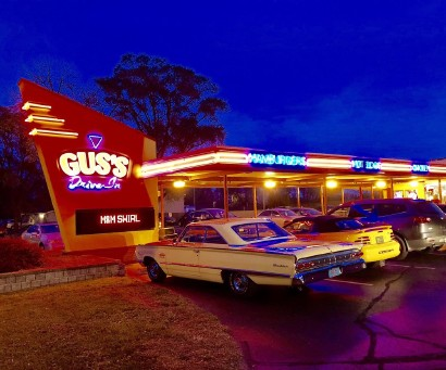 Gus's Drive-In