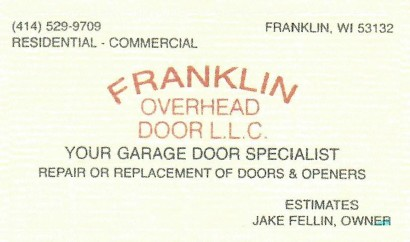 Franklin Overhead Door LLC